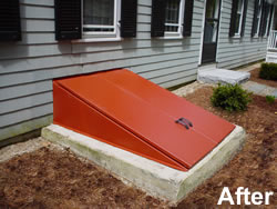 Basement Cellar Door Models Gordon Corporation